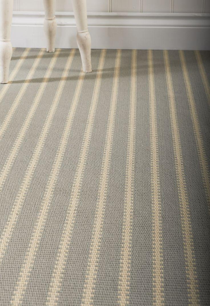 Hartley Tissier Stripes Flatweave carpet ZIP15