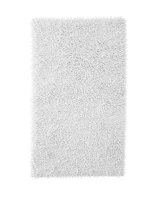 50% OFF Bella Letto Shaggy Rug (White)