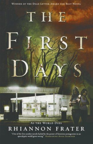 The First Days: As the World Dies  was named one of the Best Zombie Books of the Decade by the Harrisburg Book Examiner.