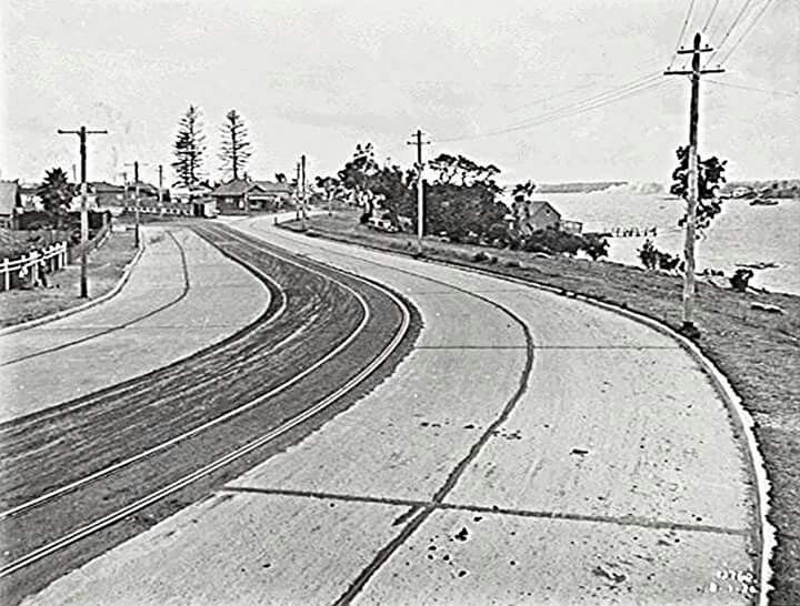 Sans Souci,in southern Sydney in the 1930s.Photo from Kogarah City Library.A♥W