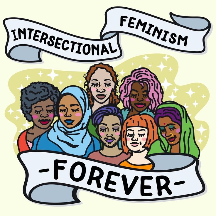 should intersectional feminism recognises - 736×736