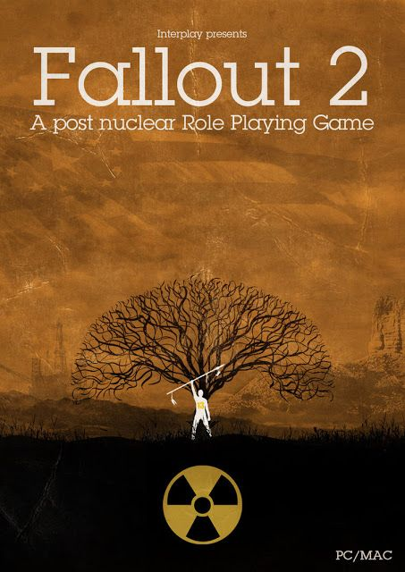 Full Version PC Games Free Download: Fallout 2 Free PC Game Download