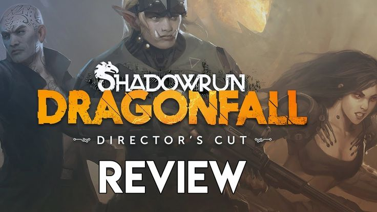Shadowrun: Dragonfall Director's Cut Review