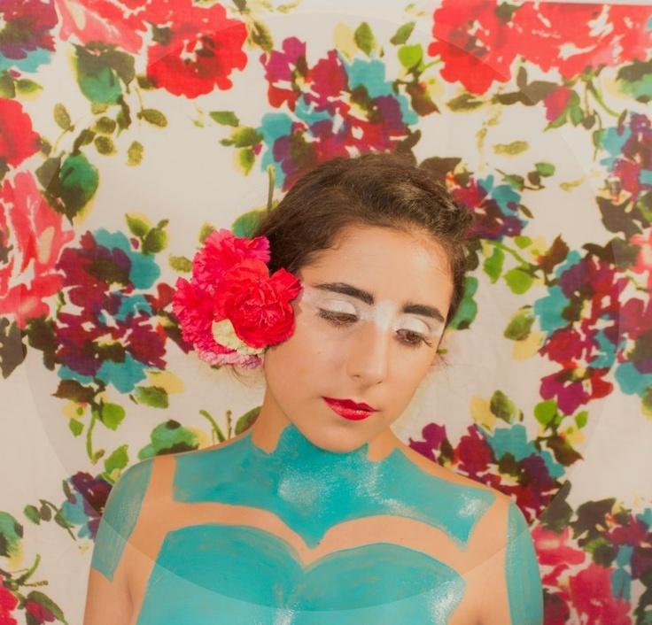 Kitsch photoshoot by Valetina Giraldo Henao