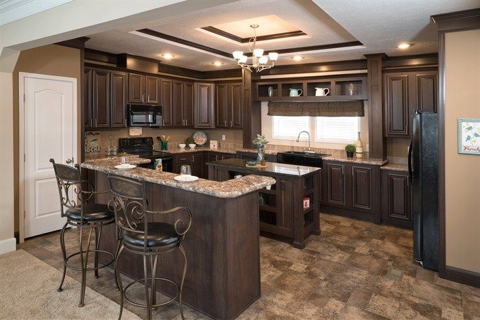 The veranda clayton home kitchen house plans pinterest for The veranda clayton homes