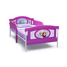 Disney Frozen Twin Bed  Purple