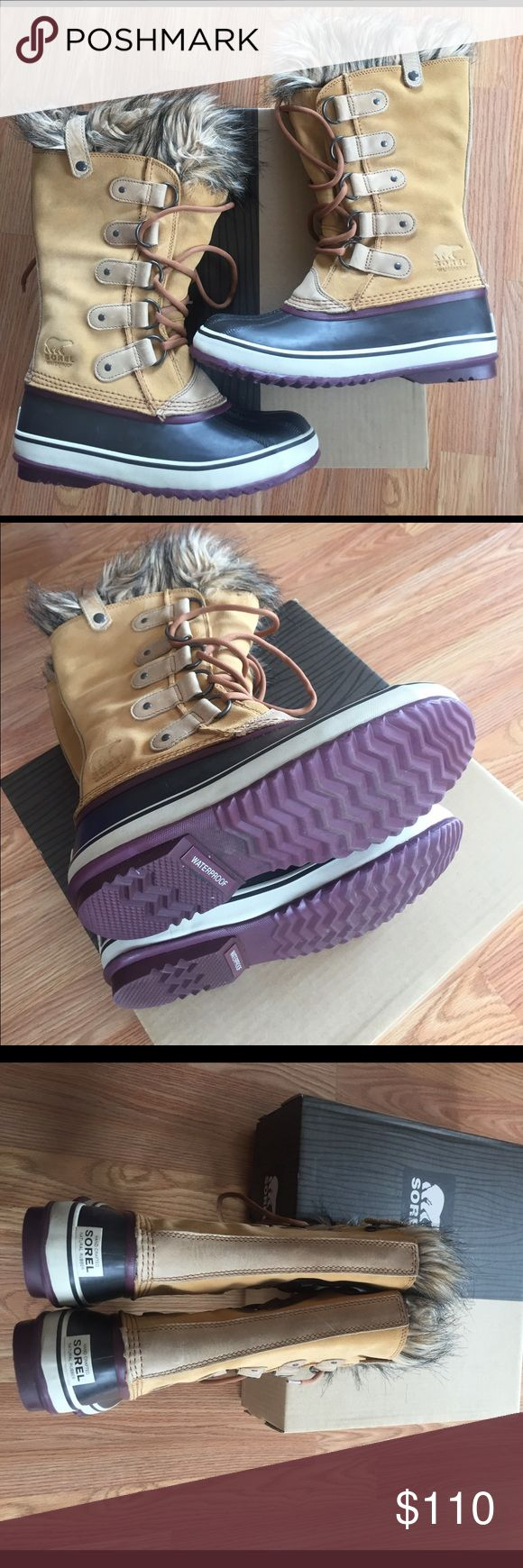 Women sorel boots Women sorel boots size 7 NEW AND comes with Box Sorel Shoes Winter & Rain Boots