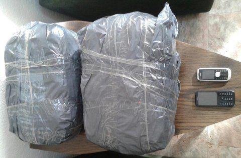 Σύλληψη δυο ατόμων για εισαγωγή, κατοχή και μεταφορά -13- κιλών και -455- γραμμαρίων ακατέργαστης κάνναβης