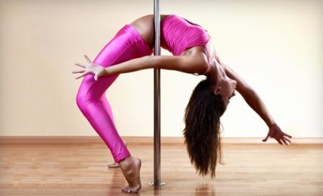 Corsi di Pole Dance - Corso di flessibilità