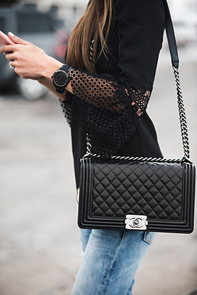b35322d8561e The Accessory Every Busy Person Needs | Hello Fashion Blog | Bags, Chanel  handbags, Chanel