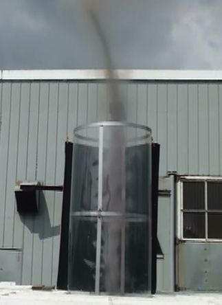 Vortex Engine Proposed as a Reliable and Cheap Green Energy Source