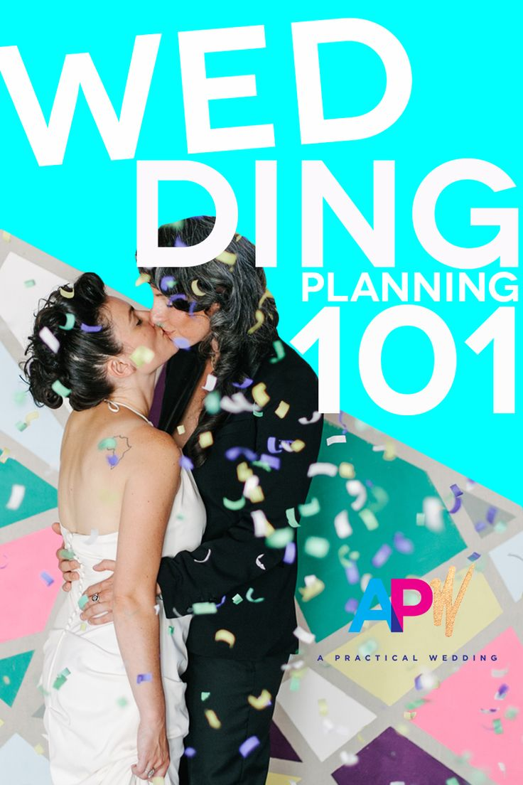 Get Started Wedding Planning (With Less Stress)