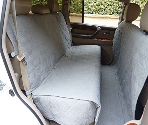 Suv Truck Car Back Seat Cover For Dogs And Cats More Information Visit