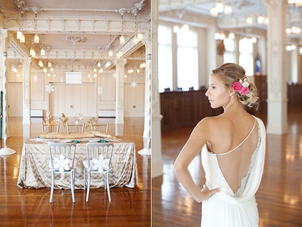 Holiday Wedding Ideas  Wonder if LIllian Mills would allow a wedding reception there?