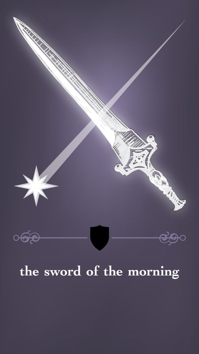 Arthur Dayne the Sword of the Morning