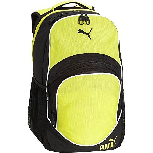 Puma Soccer Ball Backpack Green Strike >>> Click on the image for additional details.Note:It is affiliate link to Amazon.