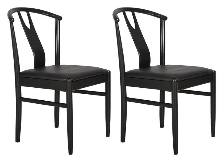 Hugo 2-pack stol från Falsterbo hos ConfidentLiving.se