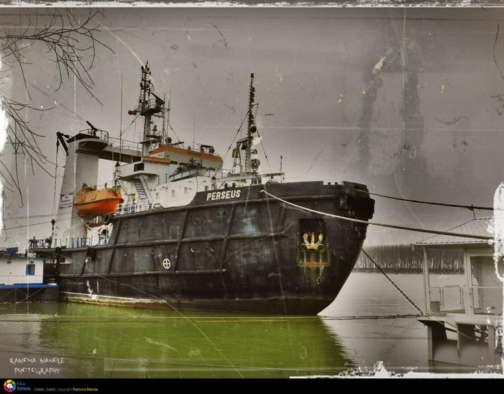 Perseus pe Dunare
