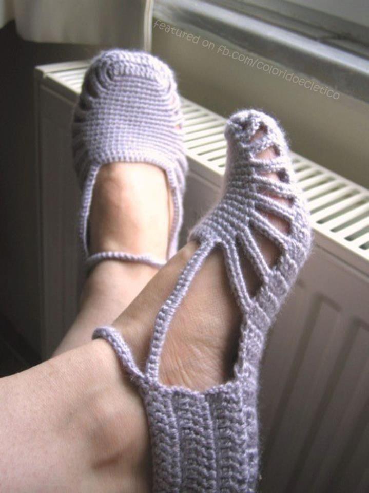 If I could get slipper dots for the bottoms.