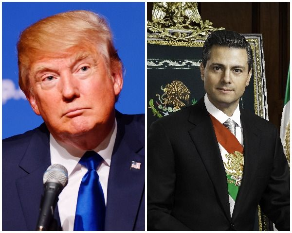 Donald Trump Mexico Visit: Immigration Talks With President Pena Nieto Underway - http://www.morningledger.com/donald-trump-mexico-visit-immigration-talks-with-president-pena-nieto-underway/1397965/