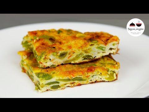 Запеканка с зеленой фасолью  Быстро, просто, красиво и вкусно! Green Bean Casserole - YouTube