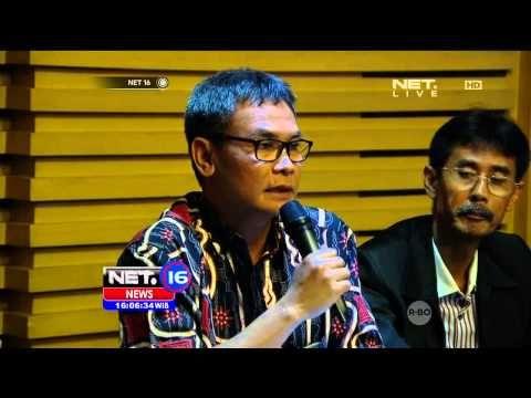 Konferensi Pers KPK Terkait Penetapan Tersangka Baru Kasus Suap Hakim PTUN - NET16 - YouTube