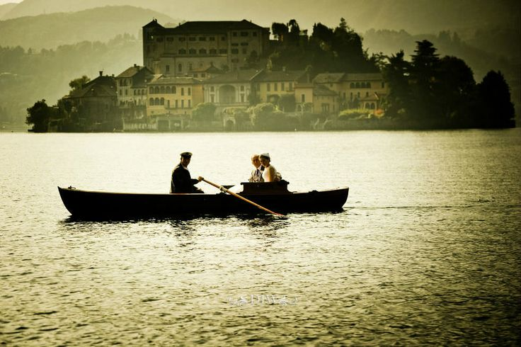 Lake Orta wedding, Wedding in Italy, Italian Lakes wedding