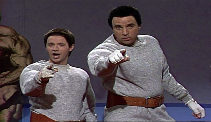 Pin for Later: Memorable SNL Characters That Make For Hilarious Halloween Costumes Hans and Franz