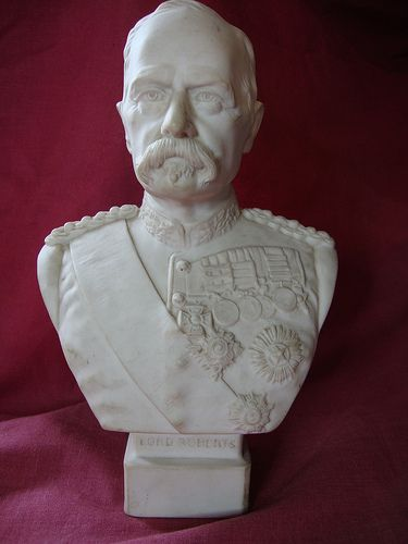 Bust of Lord Roberts