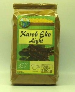 Karob light BIO 250g