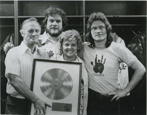 Bachman-Turner Overdrive, 2014 Canadian Music Hall of Fame Inductees.