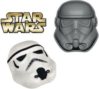 Stormtrooper - molde para horno #StarWars