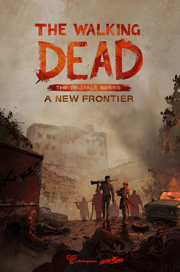 The Walking Dead: The Telltale Series – A New Frontier is shambling towards us…