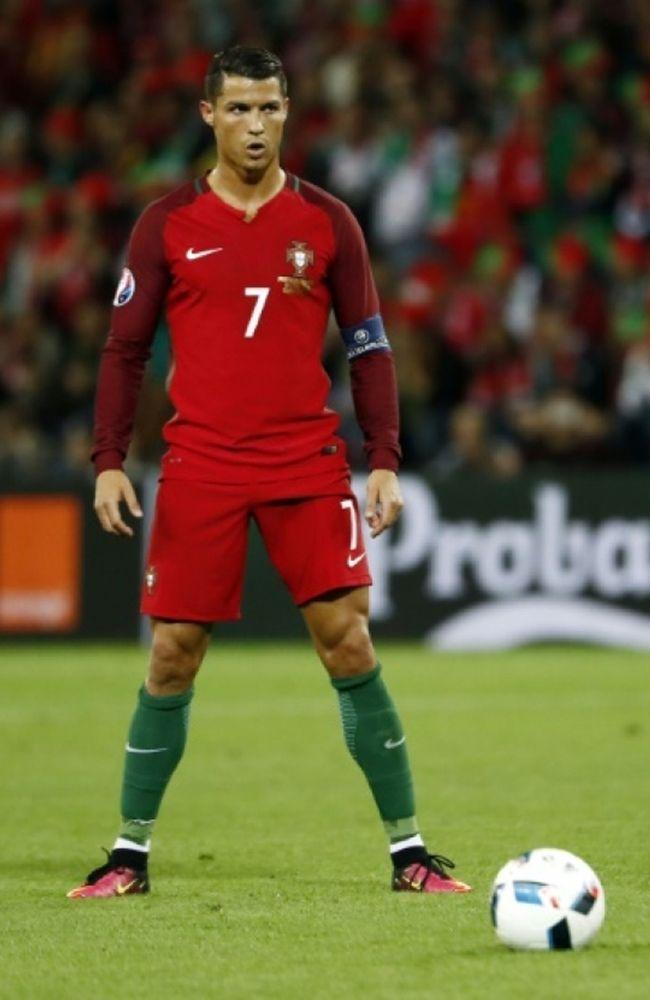 Cristiano Ronaldo Euro 2016 ... More pictures http://celevs.com. National  Football TeamsPortugal ...