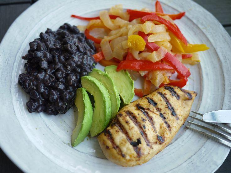 Mexicanish Chicken Dinner
