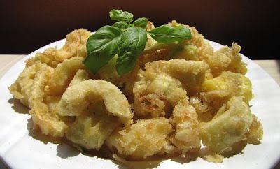 """""""Anya, ez isteni!..."""", avagy Gabojsza konyhája: Cukkini tempura"""
