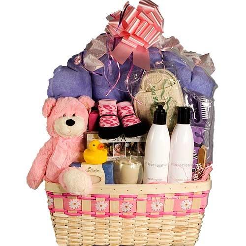 27 best New mom gift basket ideas images on Pinterest | Basket ...