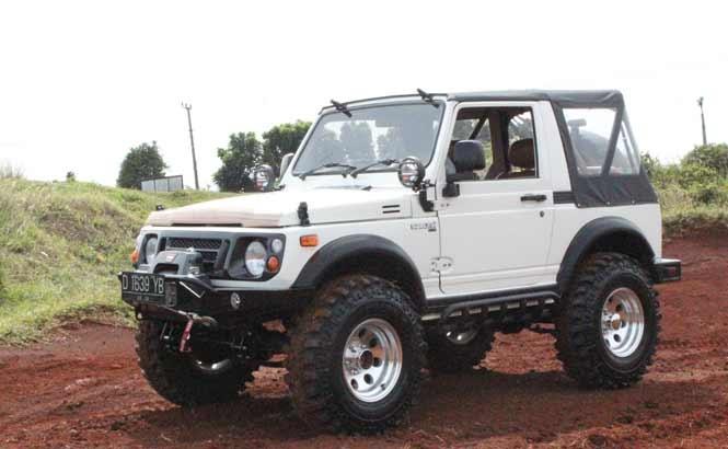 Suzuki Sierra