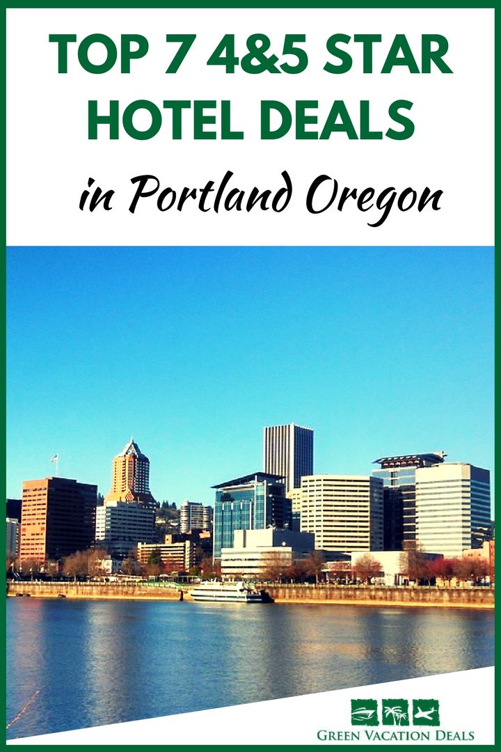 Portland Oregon Travel Tip - If you're looking where to stay on a Portland Oregon trip, check out the Top 7 4&5 Star #Portland #Oregon #Hotel Deals #PacificNorthwest #travelportland #5StarHotel #4StarHotel #LuxuryTravel #TravelDeal #VisitPortland #Travel Portland Hotels | Pacific Northwest Travel | Portland Travel