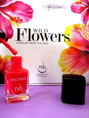 Capsule Collection: Wild Flowers | Nails of sugar
