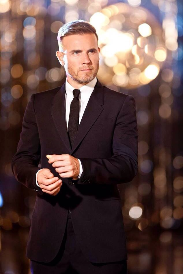 Gary Barlow...never was much of a Take That fan, but Gary comes across as being a pretty cool bloke, he's written some good songs,does a lot of charity stuff ,has stayed married to the same woman for more than a week...what's not to like!