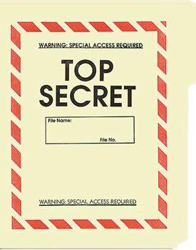 Government+Top+Secret+File+Folders+-+NEW