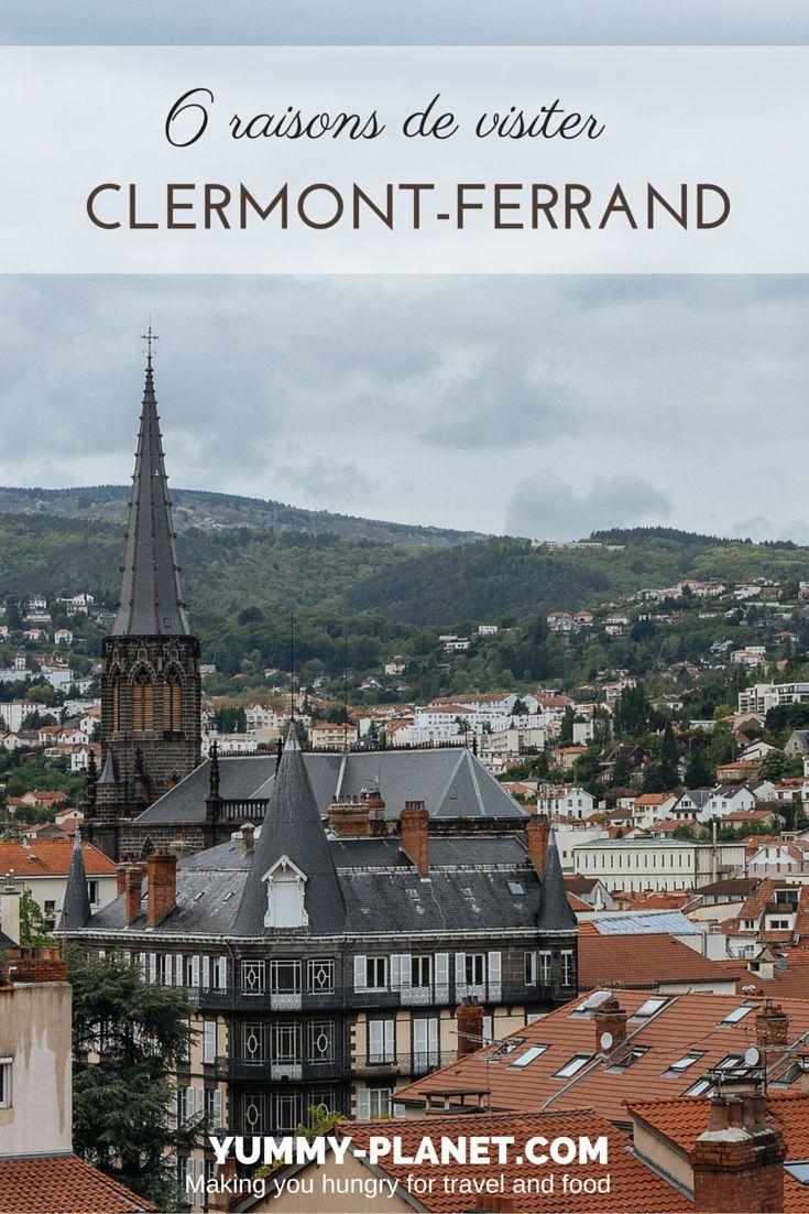 Il y a bien plus à découvrir à Clermont-Ferrand que le Puy-de-Dôme ! Une idée pour un prochain citytrip ?