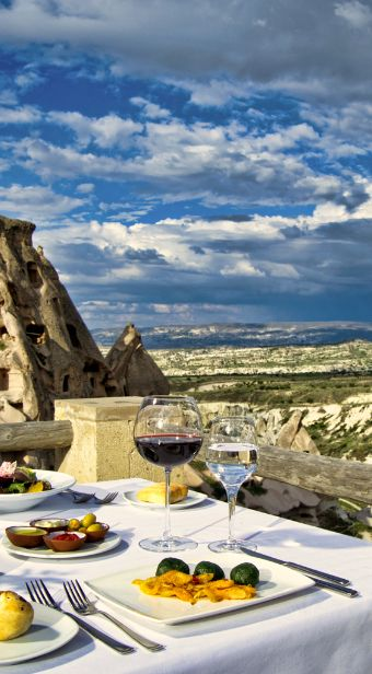 #Jetsetter Daily Moment of Zen: Argos in Cappadocia, #Turkey.