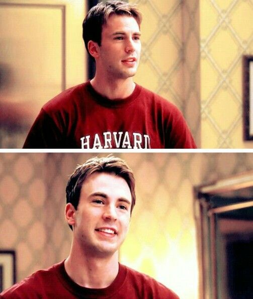 Chris and Harvard, I like so much about this picture <3<3<3 -B.R.