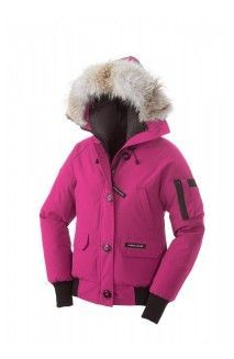 Canada Goose Chilliwack Bomber Jaket Women Summit Pink