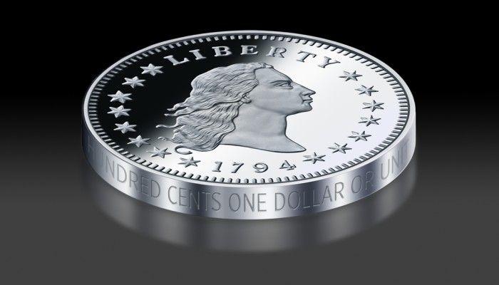 Platynowa edycja najdroższej monety świata