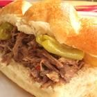 Original Homemade Italian Beef Recipe - I replace the water for a can of beef broth - yum!!!