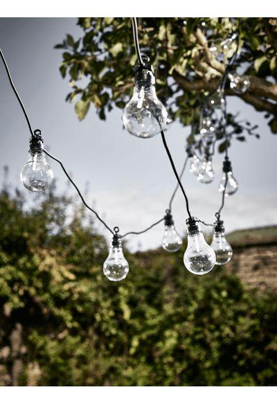 NEW Bulb Festoon Lights - Lighting