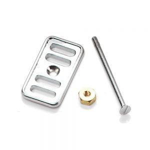 Ceramic Kitchen Sink Overflow Kit